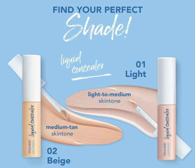 Lightening Liquid Concealer