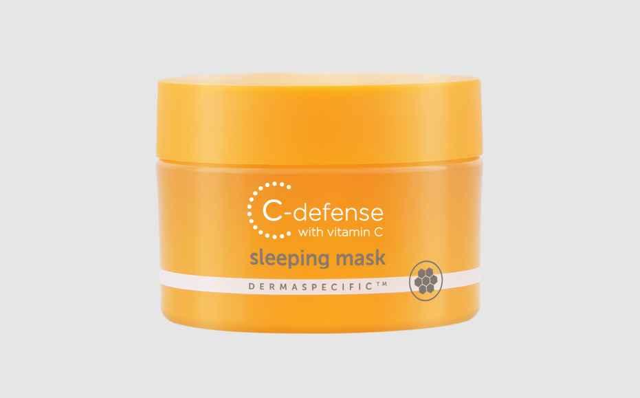 Wardah C Defense Sleeping Mask