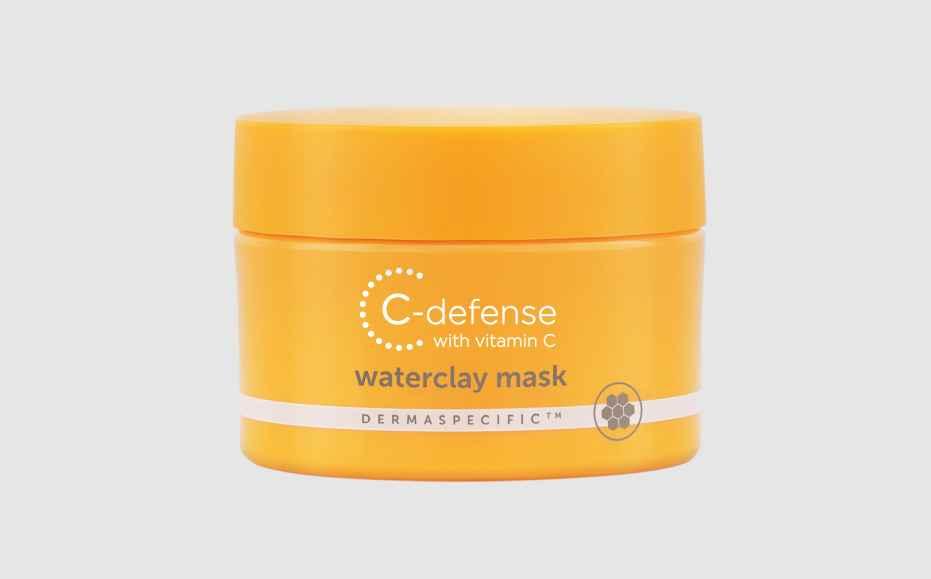 Wardah C Defense Waterclay Mask