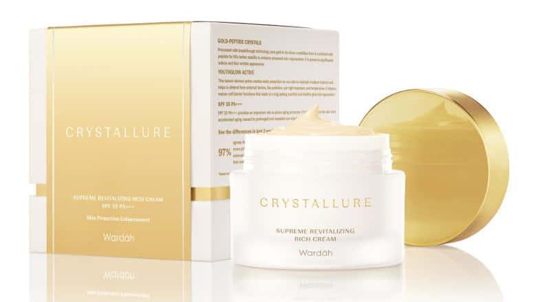 Wardah Crystallure Supreme Revitalizing Rich Cream