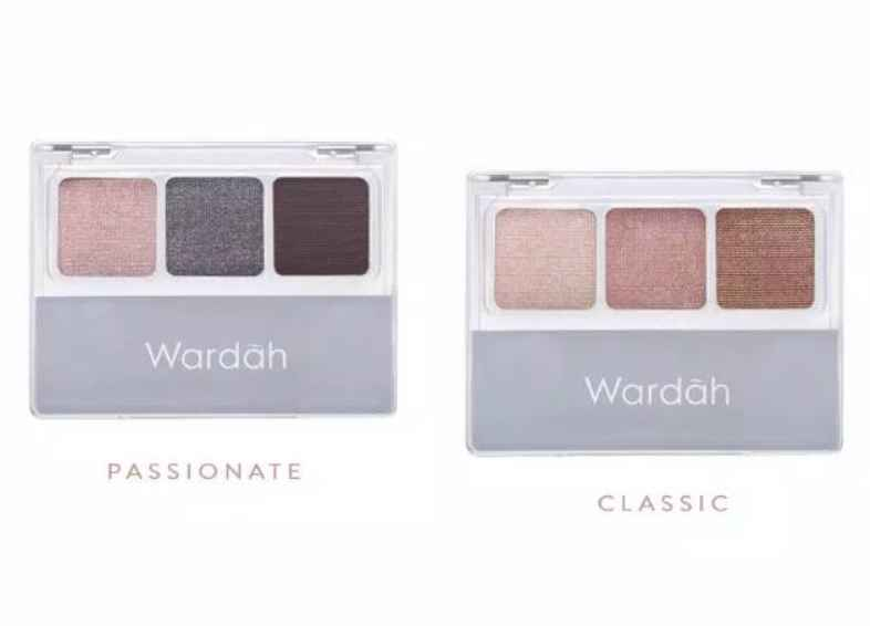Wardah Eyeshadow EyeXpert