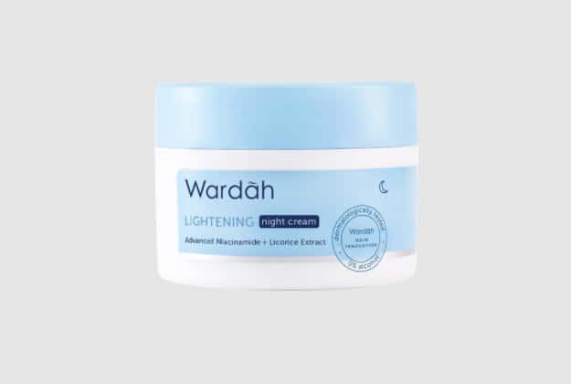 Wardah Lightening Night Cream Advanced Niacinamide