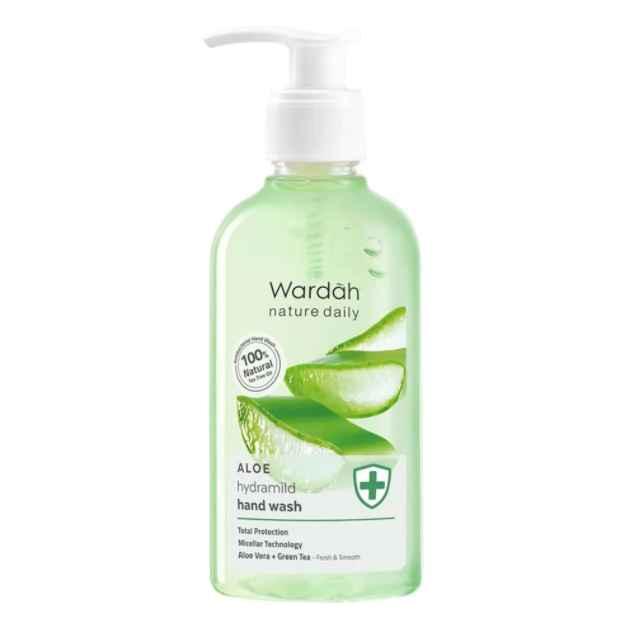 Wardah Nature Daily Aloe Hydramild Hand Wash