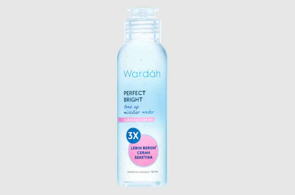 Wardah Perfect Bright Micellar Water