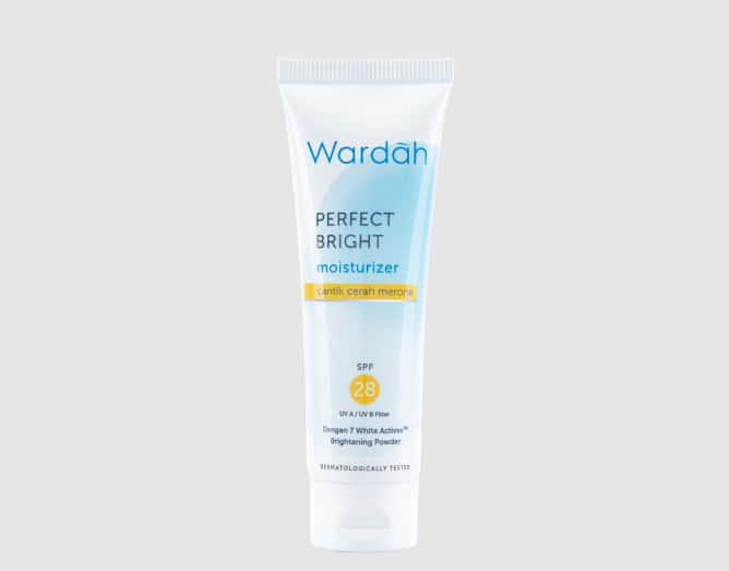 Wardah Perfect Bright Moisturizer SPF 28