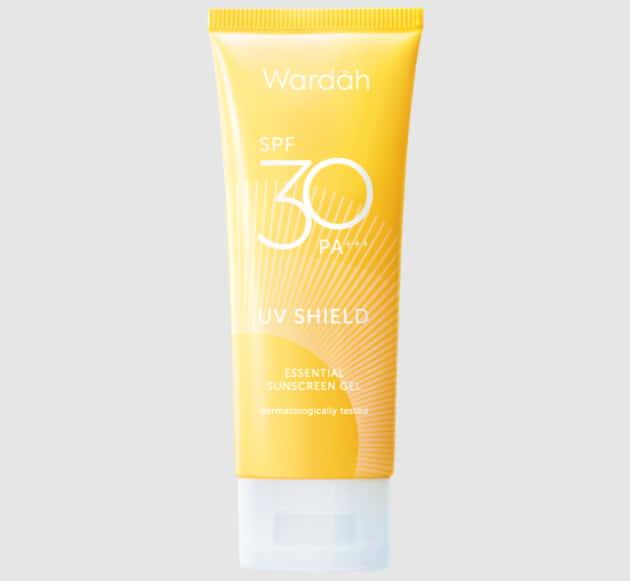 Wardah UV Shield Essential Sunscreen Gel SPF 30 PA+++