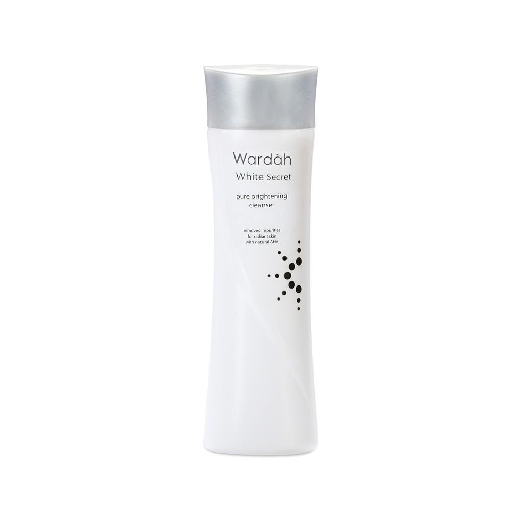 White Secret Pure Brightening Cleanser